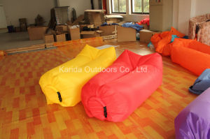 Popular Fast Inflatable Laybag Air Bed pictures & photos