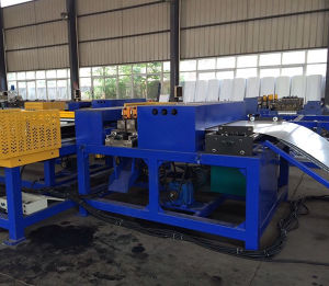 Air Duct Forming Machine for Ventilation Pipe Duct Making pictures & photos