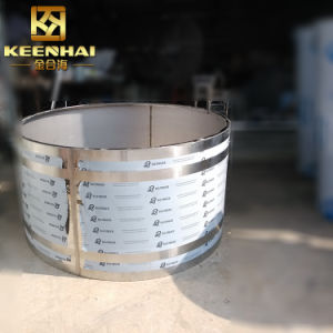 Taper Stainless Steel Outdoor Pots Garden Planter pictures & photos