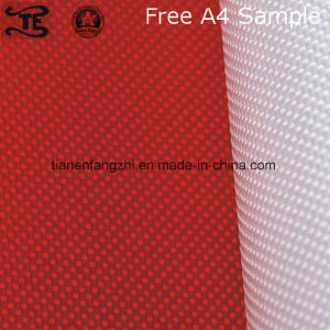 Waterproof Fabric Polyester 600d Oxford Fabric with PU Coating for Bag and Tent pictures & photos