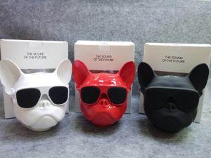 Portable Wireless Aerobull Bluetooth Speaker Bulldog Speaker Subwoofer Deep Bass Loudspeaker Handsfree TF Touch Control pictures & photos