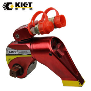 Al-Ti Alloy Material Double Action Hydraulic Wrench pictures & photos
