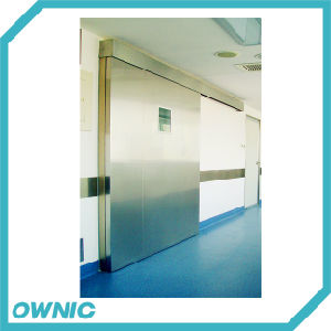 Air Tight Sliding Stainless Steel Door pictures & photos