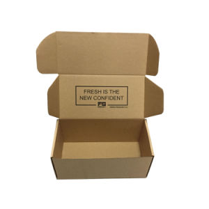 Customized Cardboard Folding Gift Box. Printed Corrugated Shipping Box pictures & photos