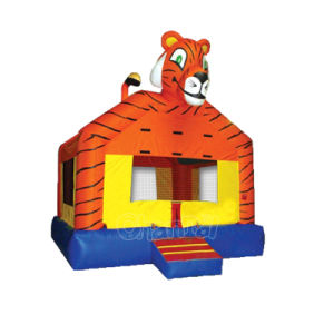 Tiger Inflatable Jumping Castle Bouncer Chb747 pictures & photos