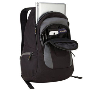 Stylish Black Color Travel Sports Backpack Laptop Computer Bag pictures & photos