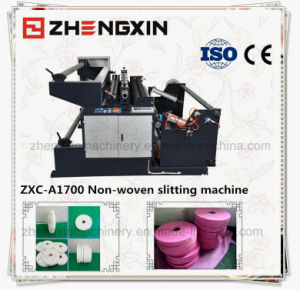 Non Woven Slitting Machine Price (Zxc-A1700) pictures & photos