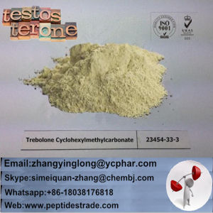 Raw Steroid Powder Trenbolone Acetate Powder Trenbolone Hexahydrobenzyl Carbonate pictures & photos