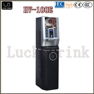 100e Fully Automatic Espresso Coffee Maker with Grinder pictures & photos