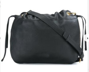 Drawstring Lady′s Shoulder Bag (WZX21735) pictures & photos