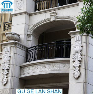 Rust-Proof/Antiseptic/High Quality Power Coated Security Steel Fence for Balcony pictures & photos