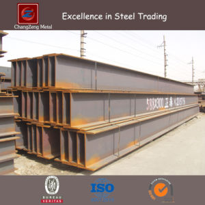 Weld Light Mild Steel Structural H-Beam (CZ-H08) pictures & photos