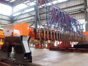 CNC Plasma Cutting Machinery pictures & photos