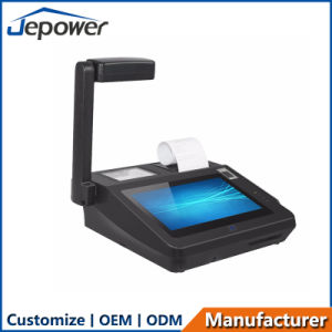 EMV Bis Ce Approved Android POS with Printer, Camera, NFC Reader pictures & photos