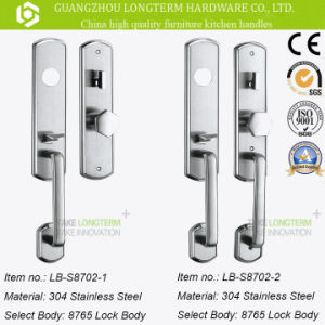 America Style Stainless Steel Door Lock pictures & photos