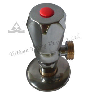 High Performance Angle Valve for Heating (YD-H5025) pictures & photos