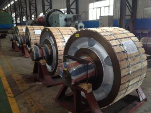 Assembly of Support Roller for Rotary Dryer pictures & photos