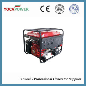 6kw Power Portable Gasoline Generator pictures & photos