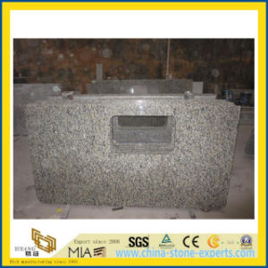 Laminated Quartz & Granite Countertop for Kitchen and Bathroom Projects pictures & photos