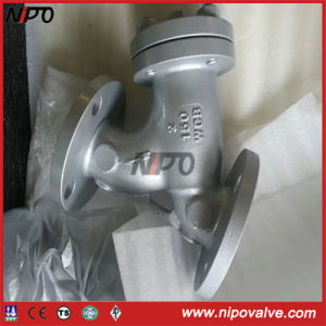 Stainless Steel Flanged Y Type Filter Y-Strainer pictures & photos
