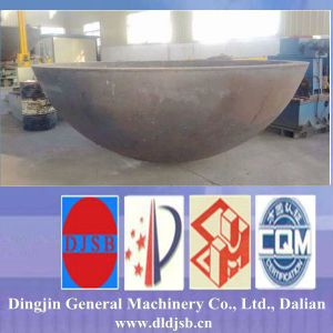 Q345r (R-HIC) Hemispherical Dish Head pictures & photos