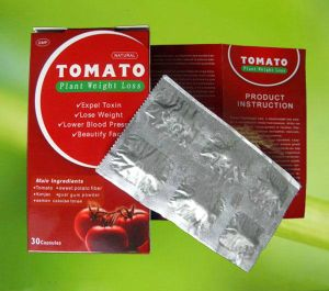 Natural Tomato Plant Weight Loss Natural Slimming Capsules pictures & photos