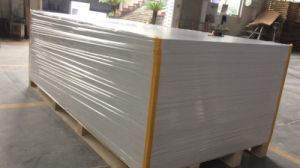 White Thick Celuka Cabinet Advertising Sign PVC Free Foam Board 15-20mm pictures & photos