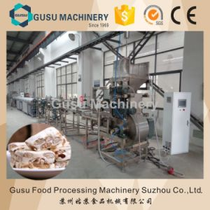 ISO9001 Chocolate Snack Food Nougat Forming Cutting Machine pictures & photos