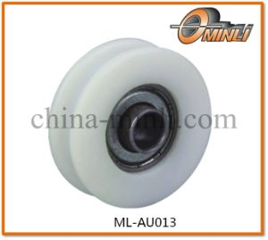 U Groove Plastic Pulley Bearing (ML-AU013) pictures & photos
