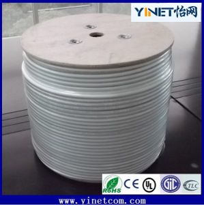 FTP/STP 4pr 23 AWG, PVC Insulated Copper CAT6 Network Cable pictures & photos