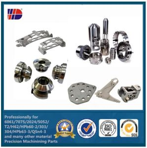 Customized Metal Processing Machinery Parts (WKC-06) pictures & photos