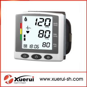 High Accuracy Clinical Wrist Blood Pressure Moitor pictures & photos