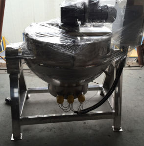 Jacketed Kettle Large Cooking Kettle Cooking Pot pictures & photos