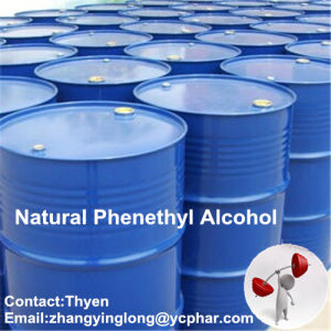 High Purity Natural Phenethyl Alcohol with Competitive Price pictures & photos