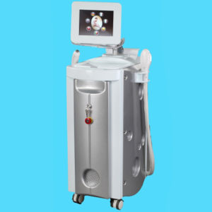 Multifunction IPL RF and Qswitch Laser Salon Beauty Equipment