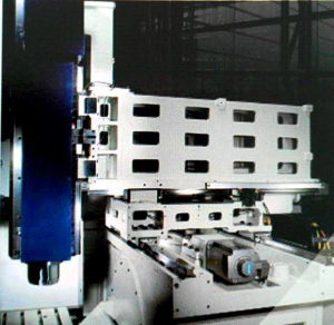 5-Axis Gantry CNC Machining Center for Car Mould (DU650) pictures & photos