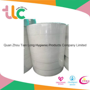 Sap Fluffy Nonwoven Absorbent Paper for Sanitary Napkins