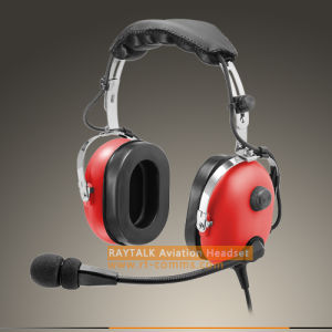 Aviator Headphones Subsitute for Brand Aviation Headset pictures & photos