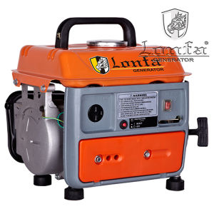 2-Stroke 0.5kw 500W Best Portable Power Generator with Ce pictures & photos