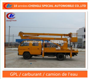 6 Roues Haute Altitude Operation Camion Truck pictures & photos