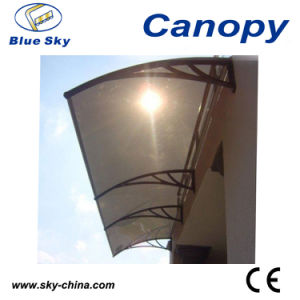 Aluminum Polycarbonate Roofing Window Canopy (B900) pictures & photos
