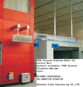 PVDF Painted Aluminum Panel for Cladding & Decorative