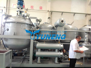 Yuneng Used Engine Oil Regeneration System pictures & photos