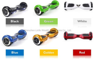 Two Wheels Self Balancing Scooter with Bluetooth Speaker&LED, 2 Wheel Electric Scooter, Smart Balance Wheel pictures & photos