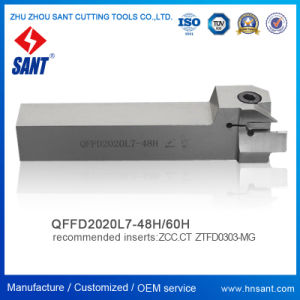 Zhuzhou Sant CNC Cutting Tools Qffd2020L7-48h Mached Zccct Inserts Selling Hot pictures & photos