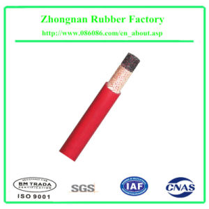 Red Heat Resistant Pipe Rubber Hose for Car Heater pictures & photos