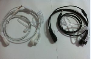 Throat Control Earphone for Two-Way Radio pictures & photos