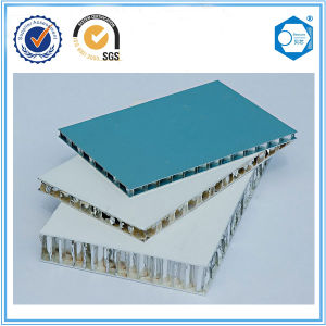 Suzhou Beecore Aluminum Honeycomb Panels for Curtain Wall pictures & photos