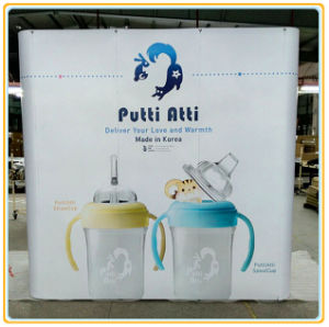 PVC Printing Portable Display Booth (8FT 3*3) pictures & photos