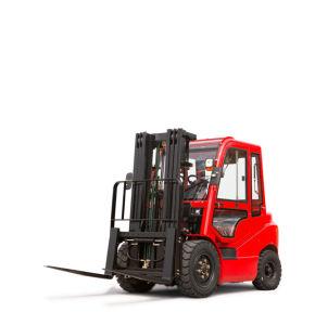 Forklift in Forklift/J Series 3 Ton Diesel Forklift pictures & photos